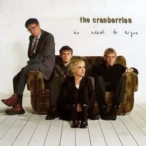 The Cranberries is listed (or ranked) 7 on the list Bands/Artists With Only One Great Album