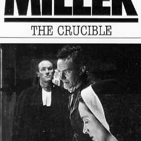 The Crucible is listed (or ranked) 16 on the list Books You Didn't Really Need To Read In Middle School