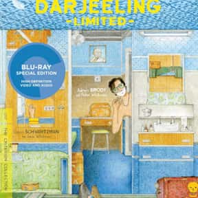 The Darjeeling Limited is listed (or ranked) 11 on the list The Best Movies About Sibling Relationships