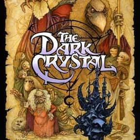 The Dark Crystal is listed (or ranked) 6 on the list The Best Classic Fantasy Movies, Ranked