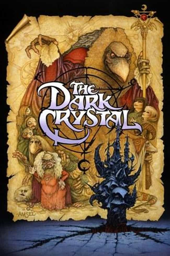 The Dark Crystal is listed (or ranked) 3 on the list Movies & TV Shows to Watch If You Love Harry Potter