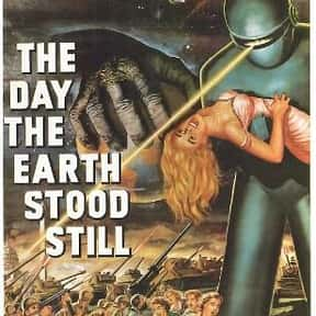 The Day the Earth Stood Still is listed (or ranked) 2 on the list The Best Sci-Fi Movies of the 1950s