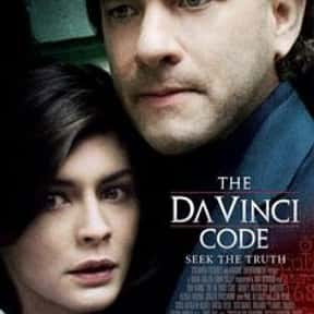 The Da Vinci Code is listed (or ranked) 2 on the list The Highest-Grossing PG-13 Rated Movies Of All Time