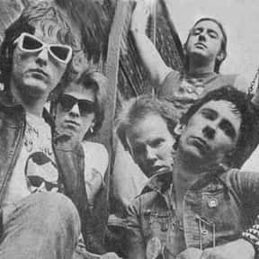 The Dead Boys is listed (or ranked) 25 on the list Punk Bands with the Best Lyrics