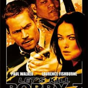 The Death and Life of Bobby Z is listed (or ranked) 13 on the list The Best Olivia Wilde Movies