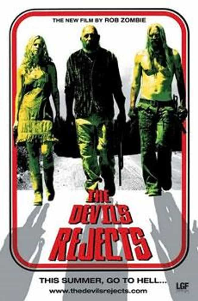 The Devil's Rejects is listed (or ranked) 1 on the list Underrated But Amazing Horror Movies From The 2000s Every Horror Fan Should See