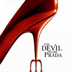 The Devil Wears Prada is listed (or ranked) 4 on the list The Best Comedies About the Workplace