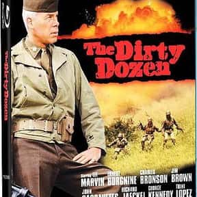 The Dirty Dozen is listed (or ranked) 5 on the list The Best Donald Sutherland Movies