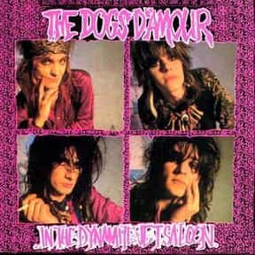 The Dogs D'Amour is listed (or ranked) 7 on the list The Best Glam Punk Bands