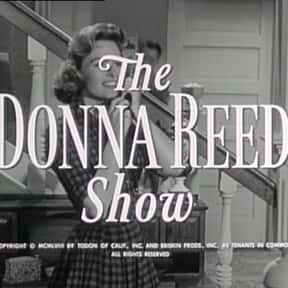 The Donna Reed Show is listed (or ranked) 8 on the list The Best Sitcoms from the 1950s