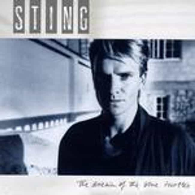 The Dream of the Blue Turtles is listed (or ranked) 3 on the list The Best Sting Albums of All Time