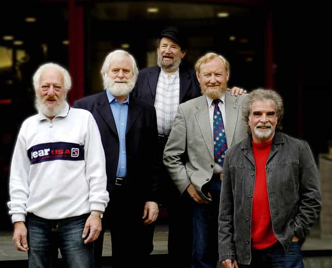 The Dubliners is listed (or ranked) 2 on the list The Best Irish Rebel Music Bands