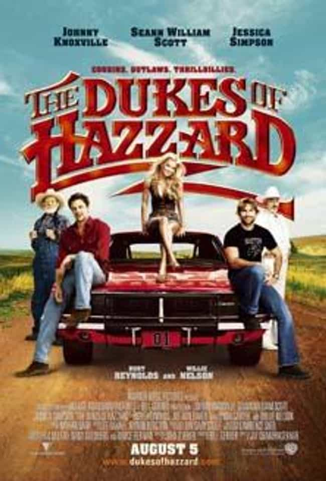 The Dukes of Hazzard is listed (or ranked) 1 on the list The Best Jessica Simpson Movies