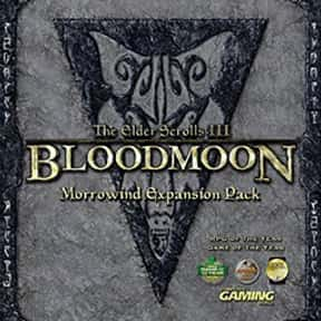 The Elder Scrolls III: Bloodmo is listed (or ranked) 7 on the list The Best The Elder Scrolls Games