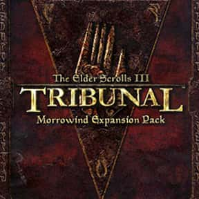 The Elder Scrolls III: Tribuna is listed (or ranked) 8 on the list The Best The Elder Scrolls Games