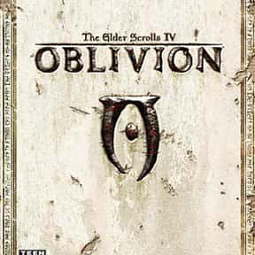The Elder Scrolls IV: Oblivion is listed (or ranked) 6 on the list The Best The Elder Scrolls Games