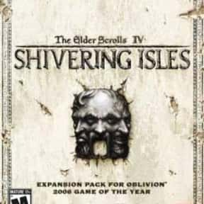 The Elder Scrolls IV: Shiverin is listed (or ranked) 5 on the list The Best The Elder Scrolls Games
