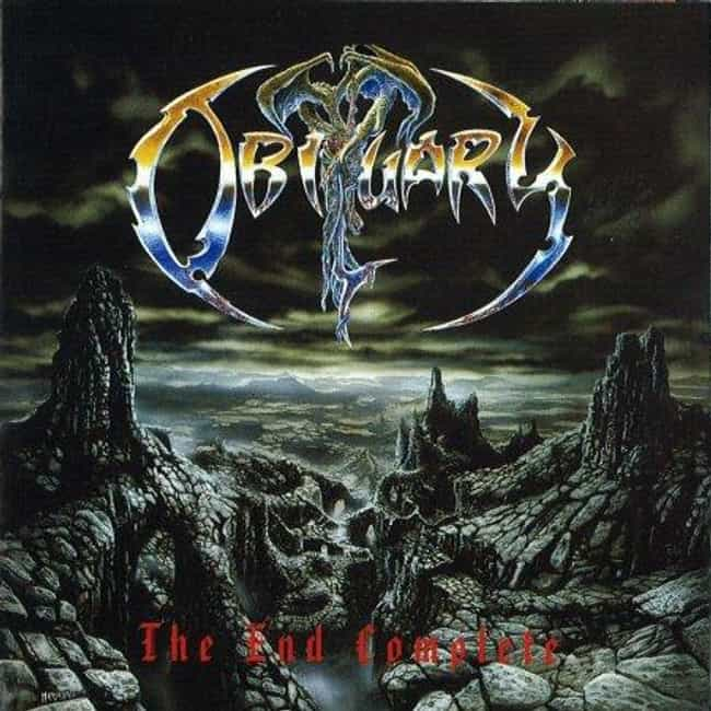 The End Complete is listed (or ranked) 3 on the list The Best Obituary Albums of All Time