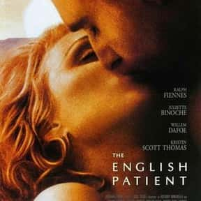 The English Patient is listed (or ranked) 16 on the list The Most Overrated Movies of All Time