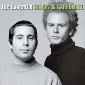 The Essential Simon & Garfunke is listed (or ranked) 2 on the list The Best Rock Duos Of All-Time