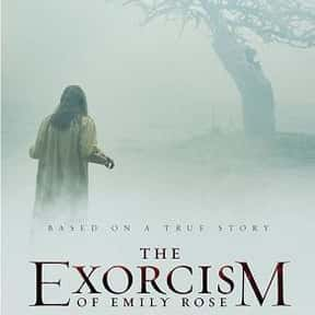 The Exorcism of Emily Rose is listed (or ranked) 13 on the list The Best Supernatural Horror Movies, Ranked