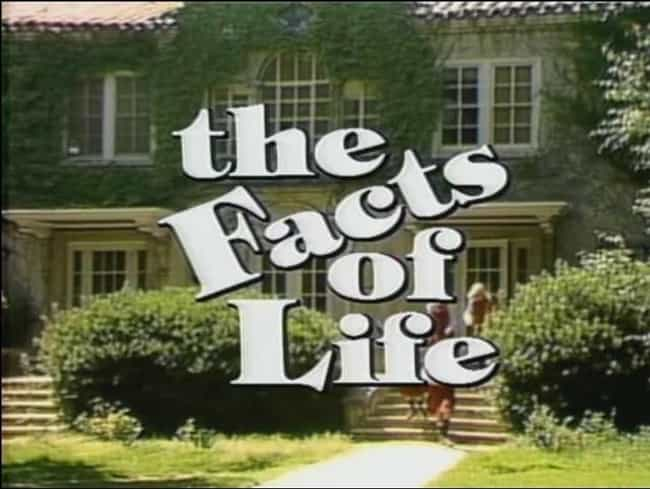 The Facts of Life is listed (or ranked) 2 on the list The Best 1980s Teen Shows