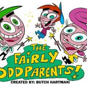 The Fairly OddParents is listed (or ranked) 2 on the list The Best Nickelodeon Cartoons of All Time