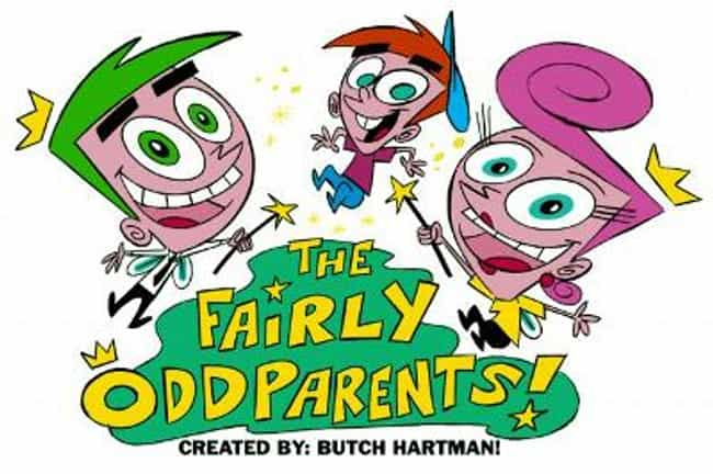 The Fairly OddParents is listed (or ranked) 4 on the list Butch Hartman Shows and TV Series