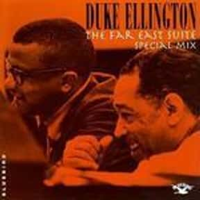 The Far East Suite is listed (or ranked) 3 on the list The Best Duke Ellington Albums of All Time
