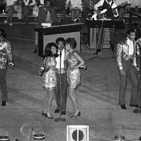 The 5th Dimension is listed (or ranked) 7 on the list The Top Pop Artists of the 1960s