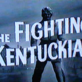 The Fighting Kentuckian is listed (or ranked) 25 on the list The Best 1940s Western Movies