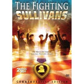 The Fighting Sullivans is listed (or ranked) 16 on the list The Best Movies About Iowa