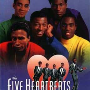 The Five Heartbeats is listed (or ranked) 6 on the list The Best Black Musical Movies