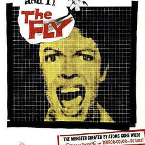 The Fly is listed (or ranked) 14 on the list The Best Sci-Fi Movies of the 1950s