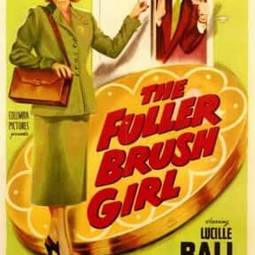 The Fuller Brush Girl is listed (or ranked) 3 on the list The Best Red Skelton Movies