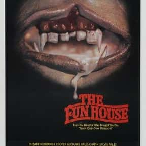 The Funhouse is listed (or ranked) 2 on the list The Best Horror Movies About Carnivals and Amusement Parks