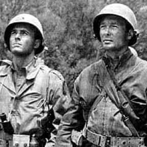 The Gallant Men is listed (or ranked) 11 on the list The Best World War II TV Shows