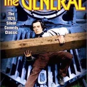 The General is listed (or ranked) 24 on the list The Best US Civil War Movies Ever Made