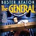 The General is listed (or ranked) 19 on the list Great Movies Set in the Civil War Era
