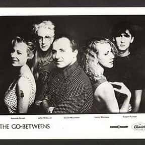 The Go-Betweens is listed (or ranked) 12 on the list The Best Jangle Pop Bands/Artists