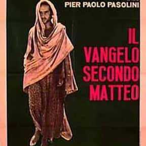 The Gospel According to St. Ma is listed (or ranked) 10 on the list The Greatest Movies About Jesus Christ, Ranked