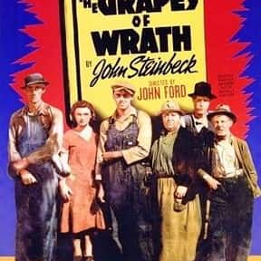 The Grapes of Wrath is listed (or ranked) 25 on the list The Best Black and White Movies Ever Made