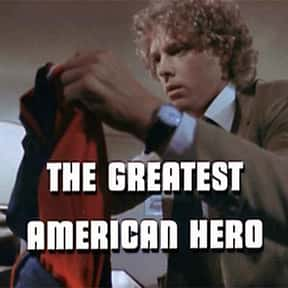 "The Greatest American Hero is listed (or ranked) 12 on the list The Best ""American"" TV Shows"