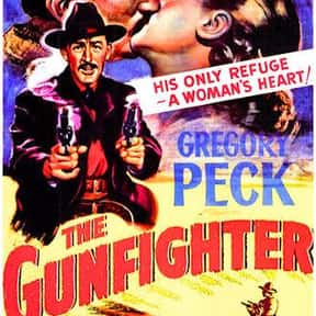 The Gunfighter is listed (or ranked) 8 on the list The Best Western Movies of the 1950s