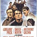 The Guns of Navarone is listed (or ranked) 21 on the list The Best War Movies Ever