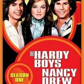 The Hardy Boys/Nancy Drew Myst is listed (or ranked) 19 on the list The Best 1970s Adventure TV Series