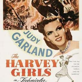 The Harvey Girls is listed (or ranked) 6 on the list The Best Musical Movies of All Time