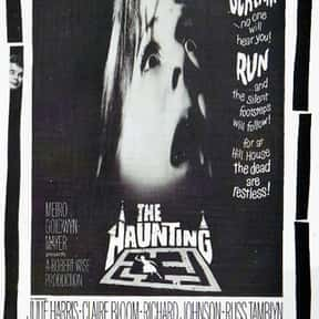 The Haunting is listed (or ranked) 2 on the list The Best Horror Movies Set in Massachusetts