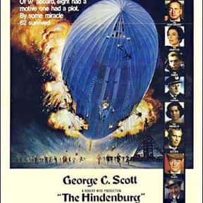 The Hindenburg is listed (or ranked) 15 on the list The Best '70s Disaster Movies