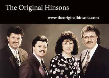 The Hinsons is listed (or ranked) 2 on the list The Best Country Gospel Bands/Artists